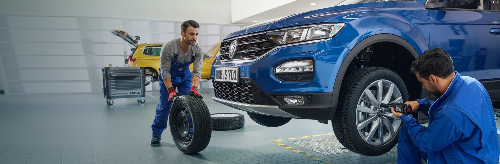 Promo Pneumatici Volkswagen