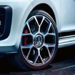 Nuova Volkswagen up GTI Napoli cerchi