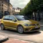 Nuova Volkswagen Golf Napoli