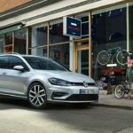 Nuova Volkswagen Golf Variant Napoli