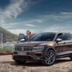 Nuova Volkswagen Tiguan Allspace Napoli