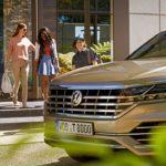 Nuova Volkswagen Touareg Napoli
