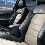 Volkswagen Golf R Napoli - interni