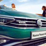 Nuova Passat Alltrack Napoli