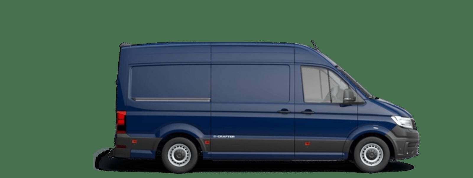 Volkswagen e-Crafter Napoli