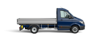 Volkswagen Crafter camioncino Napoli