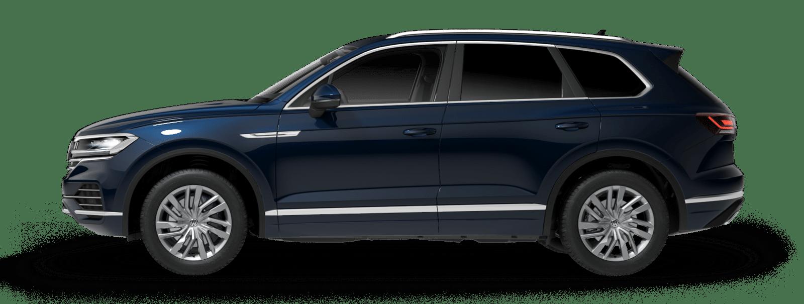 Nuova Touareg con Progetto Valore Volkswagen