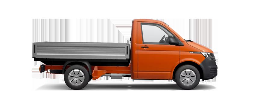 Volkswagen Transporter Camioncino Napoli